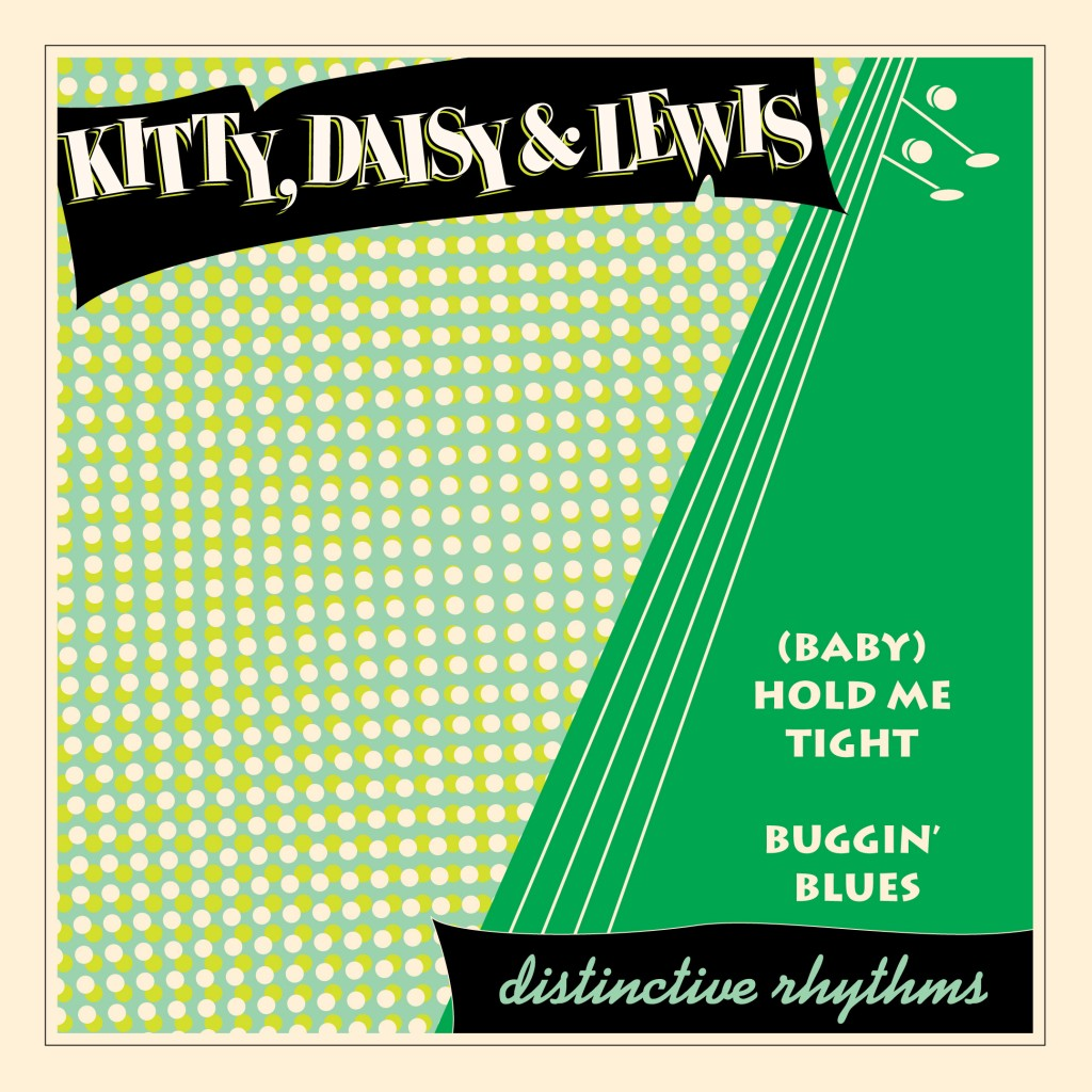 069 - SBESTS69 - KITTY DAISY LEWIS - HOLD ME TIGHT
