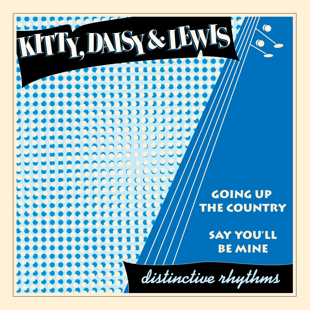 059 - SBESTS59 - KITTY DAISY LEWIS - GOING UP THE COUNTRY [CD & 7INCH SINGLE]