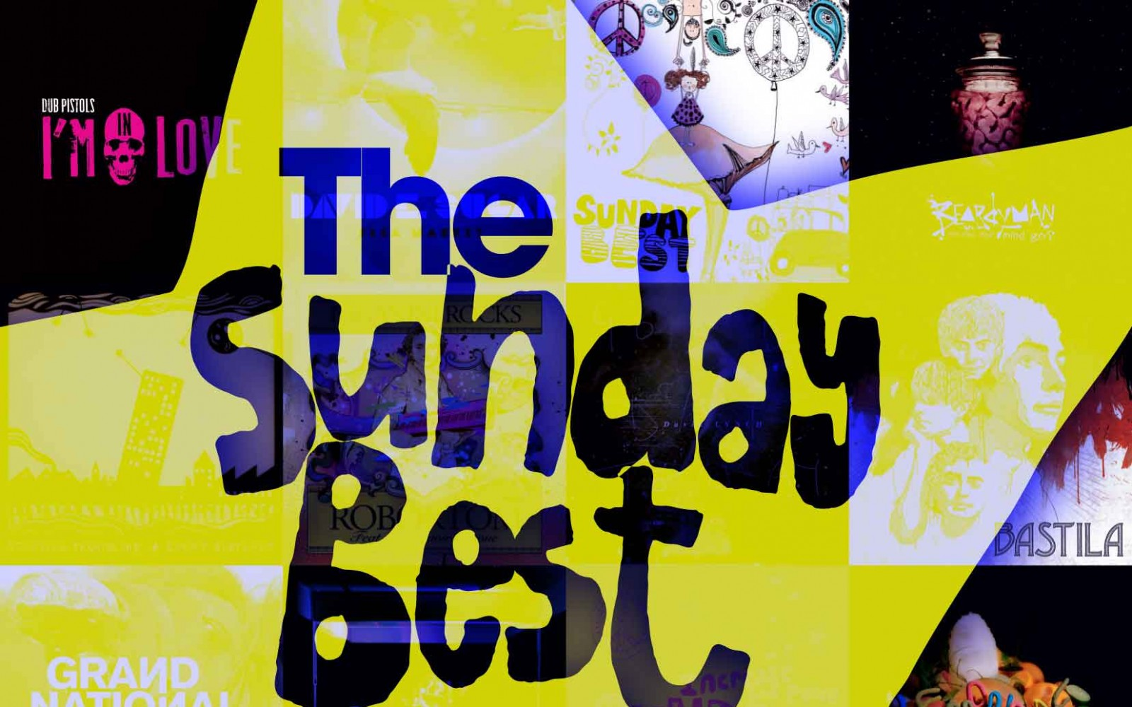 SBESTCD48 - VARIOUS ARTISTS - THE SUNDAY BEST REMIXED FEAR OF THEYDON
