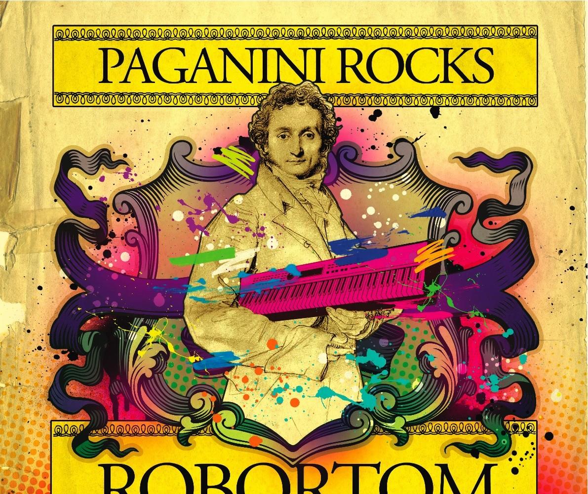 093 - SBEST93 - ROBORTOM - PAGANINI ROCKS