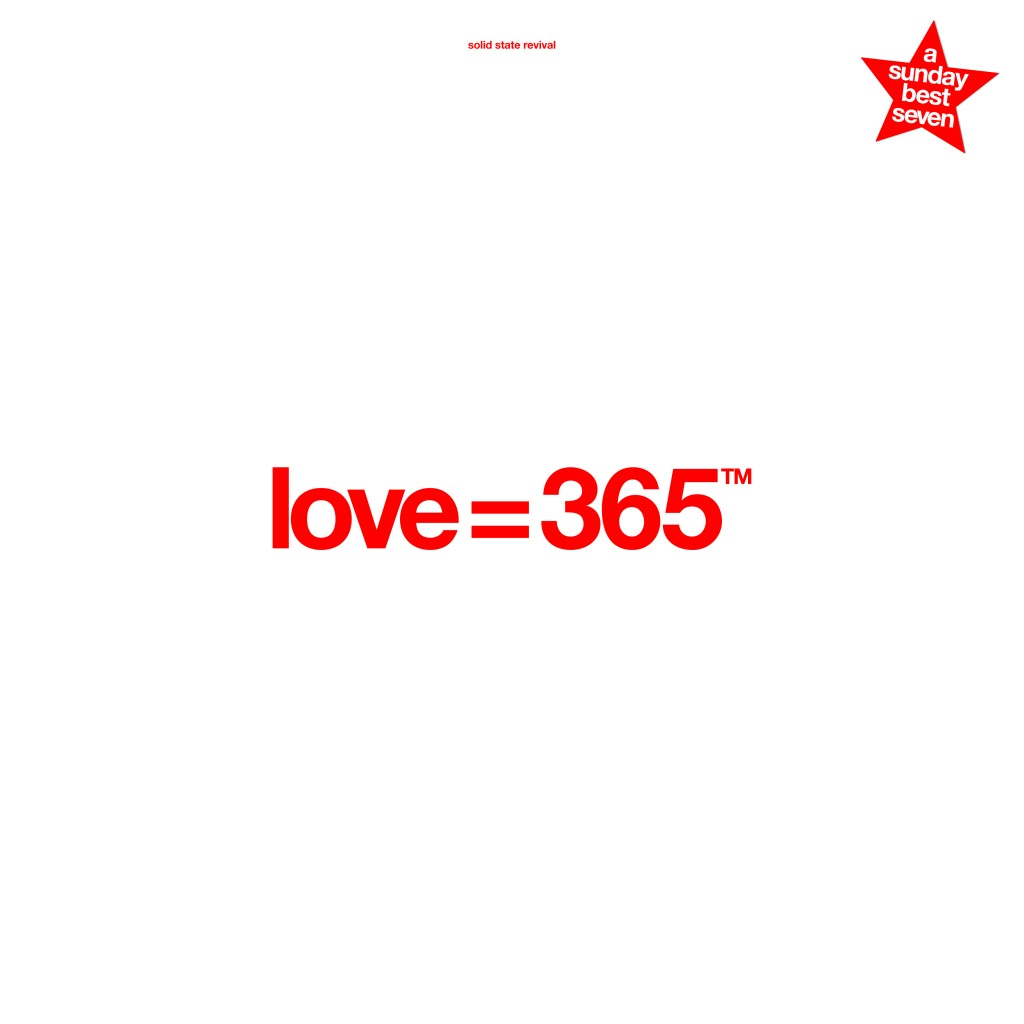 039 - SBESTS39 - SOLID STATE REVIVAL - love = 365
