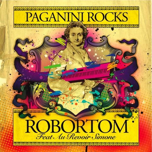 SBEST93 - ROBORTOM - PAGANINI ROCKS
