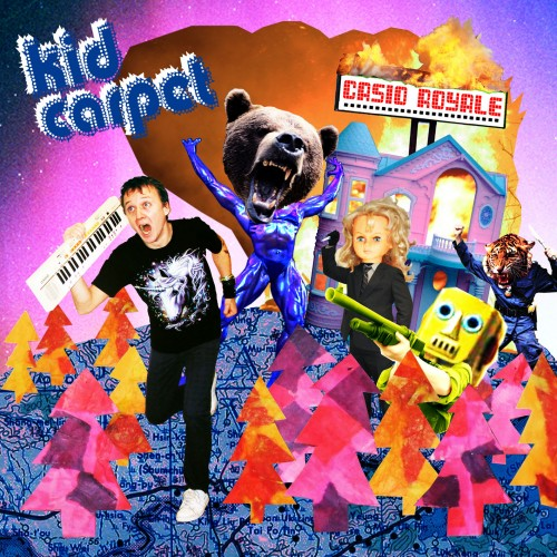 SBESTCD26 - KID CARPET - CASIO ROYALE