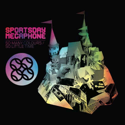 SBESTCD27 - SPORTSDAY MEGAPHONE - SO MANY COLOURS SO LITTLE TIME