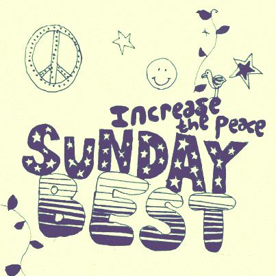 SBESTCD28D - VARIOUS ARTISTS - SUNDAY BEST INCREASE THE PEACE VOL 1