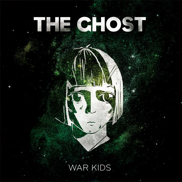 THE GHOST - WAR KIDS - ITUNES PACKSHOT
