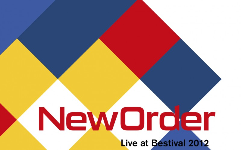 New Order Live at Bestival 2012
